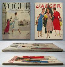Vogue Magazine - 1956 - November
